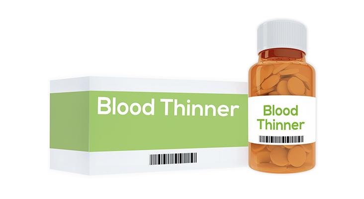 blood thinner