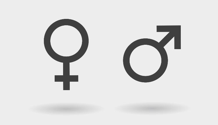 Illustration of an isolated sexual simbols icon set
