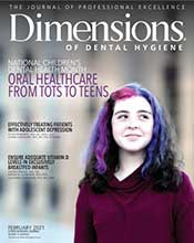 Dimensions February 2021 cover